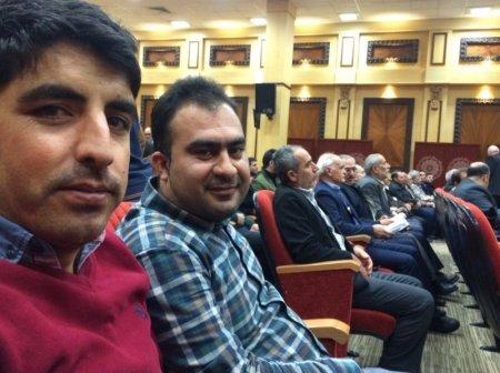 برگزاری جلسه انجمن ملی زیتون